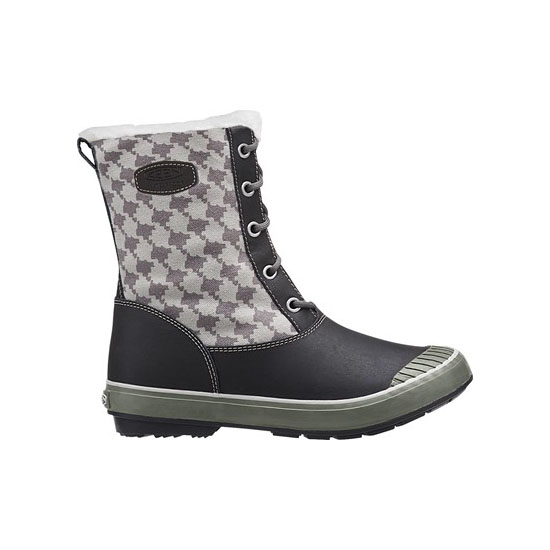 Cheap KEEN ELSA BOOT Women houndstooth Online