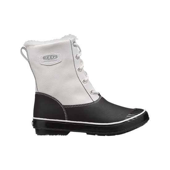 Women KEEN ELSA BOOT star white/black Outlet Online