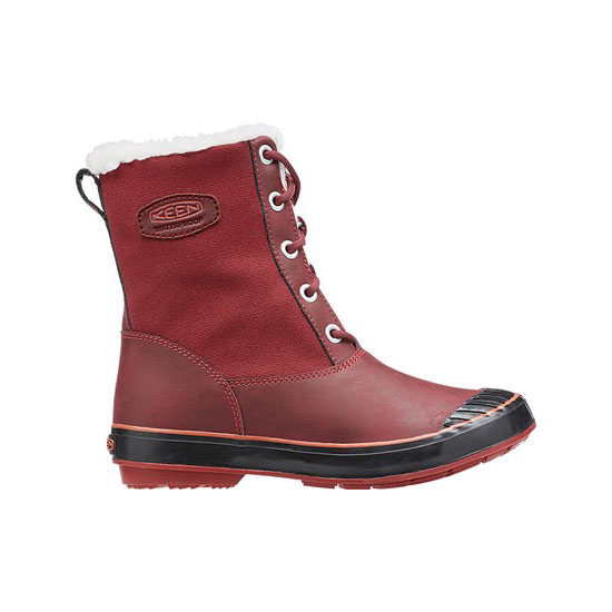 KEEN Women zinfandel ELSA BOOT Outlet Store