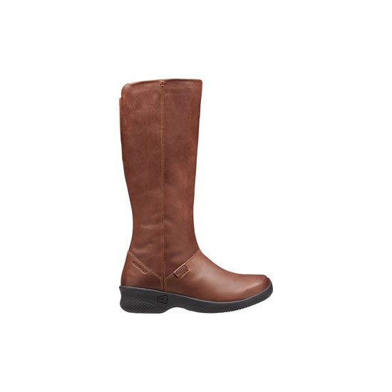 KEEN Women tortoise shell BERN TALL WP BOOT Outlet Store