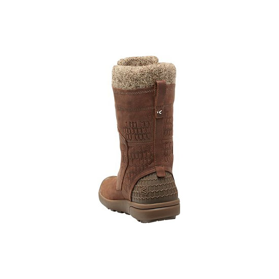 Cheap KEEN FREMONT LACE TALL BOOT Women whiskey Online