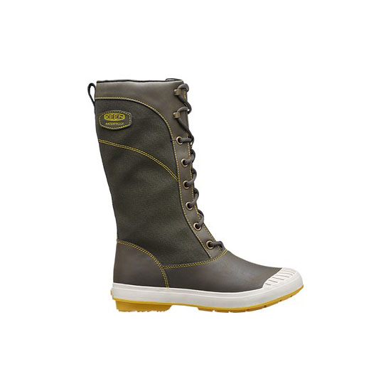 Women KEEN ELSA TALL CANVAS beluga Outlet Online