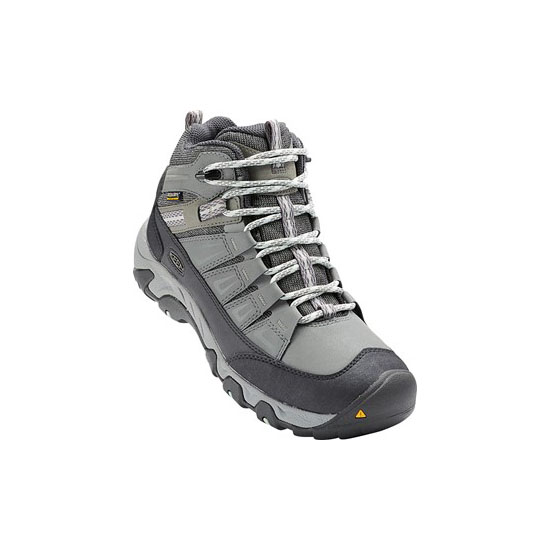Cheap KEEN OAKRIDGE POLAR WATERPROOF BOOT Women moon mist/desert sage Online