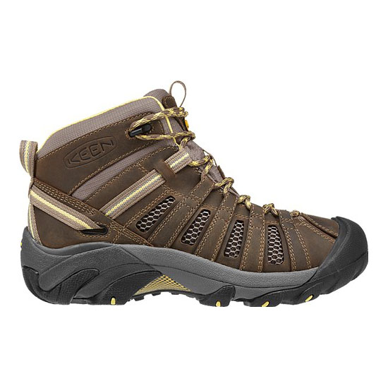 KEEN Women brindle VOYAGEUR MID Outlet Store