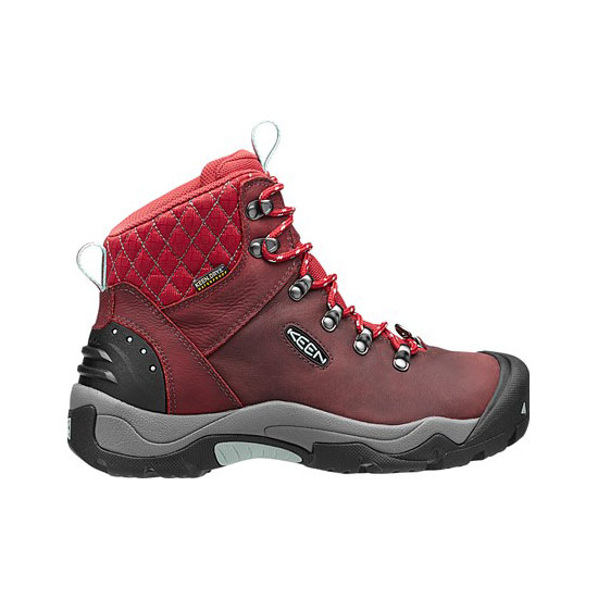 KEEN Women REVEL III racing red/eggshell On Sale