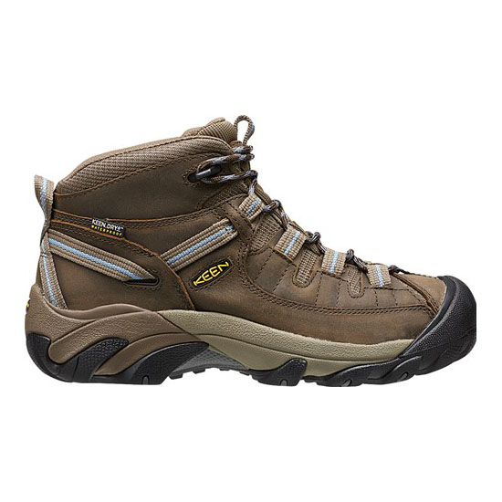 KEEN Women TARGHEE II MID slate black/flink stone On Sale