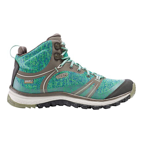 KEEN Women bungee cord/malachite TERRADORA WATERPROOF BOOT Outlet Store