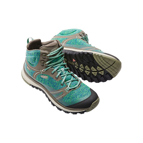 Cheap KEEN TERRADORA WATERPROOF BOOT Women bungee cord/malachite Online