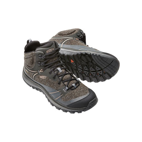 Cheap KEEN TERRADORA WATERPROOF BOOT Women raven/rose dawn Online