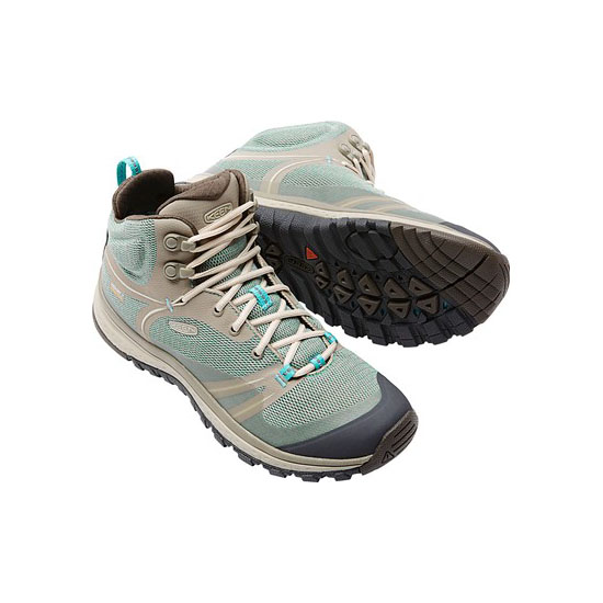 Women KEEN TERRADORA WATERPROOF BOOT radiance/goat Outlet Online