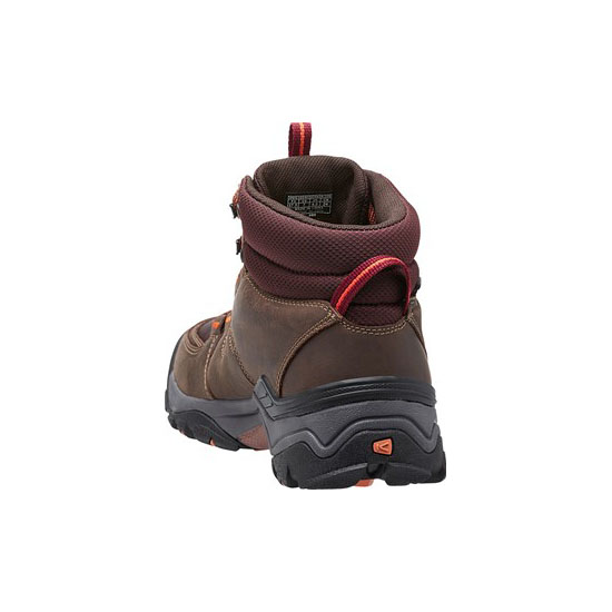 KEEN Women GYPSUM II WATERPROOF BOOT cocoa/tiger lilly On Sale