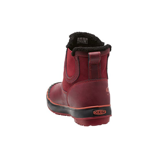 KEEN Women ELSA CHELSEA zinfandel On Sale