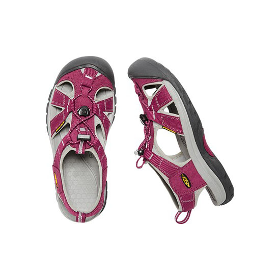 KEEN Women beet red/neutral gray VENICE H2 Outlet Store