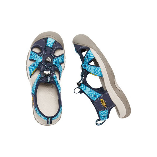 KEEN Women VENICE H2 dress blue/algiers On Sale