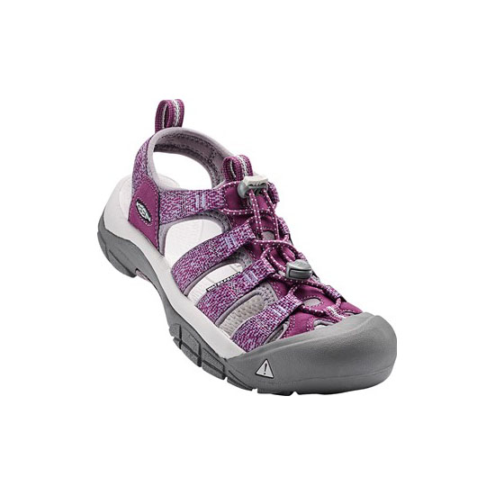 KEEN Women deep purple/purple sage NEWPORT H2 Outlet Store