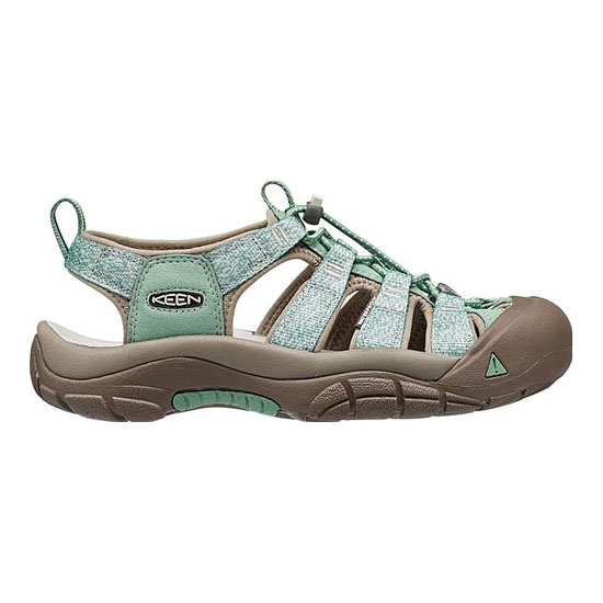 KEEN Women NEWPORT H2 malachite/silver branch On Sale