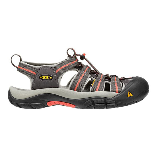 KEEN Women NEWPORT H2 magnet/hot coral On Sale