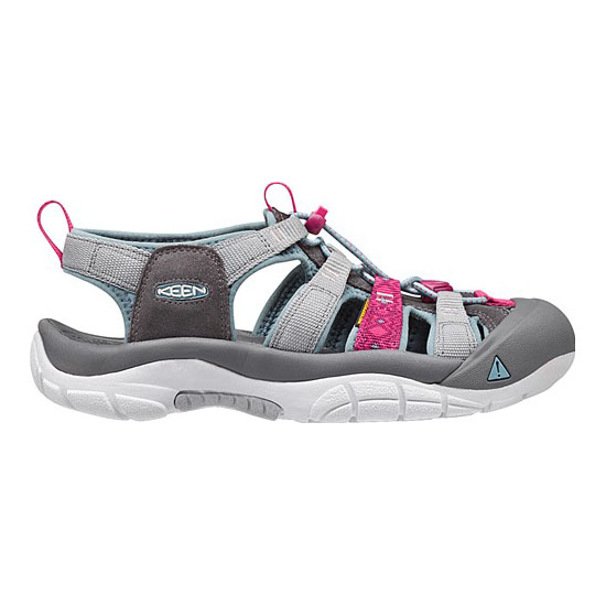 KEEN Women neutral gray/raspberry NEWPORT EVO H2 Outlet Store