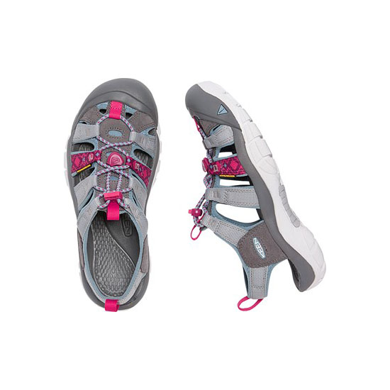 Cheap KEEN NEWPORT EVO H2 Women neutral gray/raspberry Online