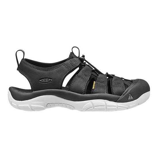 Women KEEN NEWPORT EVO black/star white Outlet Online