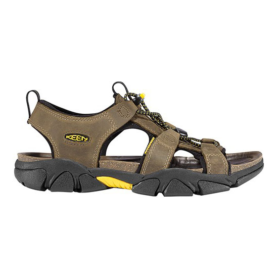 Women KEEN WOMEN'S SARASOTA SANDALS bison Outlet Online