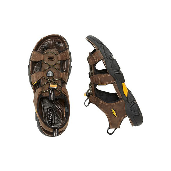 Women KEEN WOMEN\'S SARASOTA SANDALS bison Outlet Online
