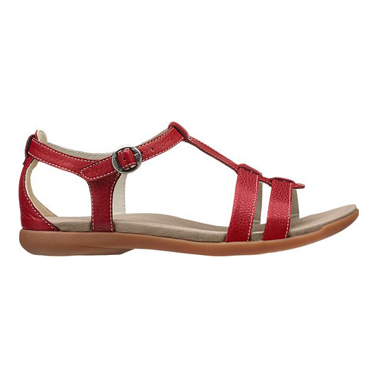 Women KEEN ROSE CITY T-STRAP red dahlia Outlet Online