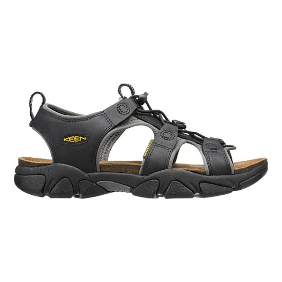 Women KEEN WOMEN'S SARASOTA SANDALS black/gargoyle Outlet Online