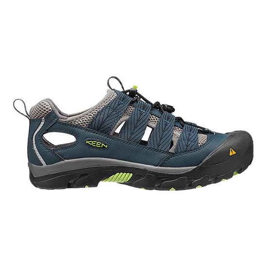 Women KEEN COMMUTER IV BIKE SANDAL midnight navy/green glow Outlet Online