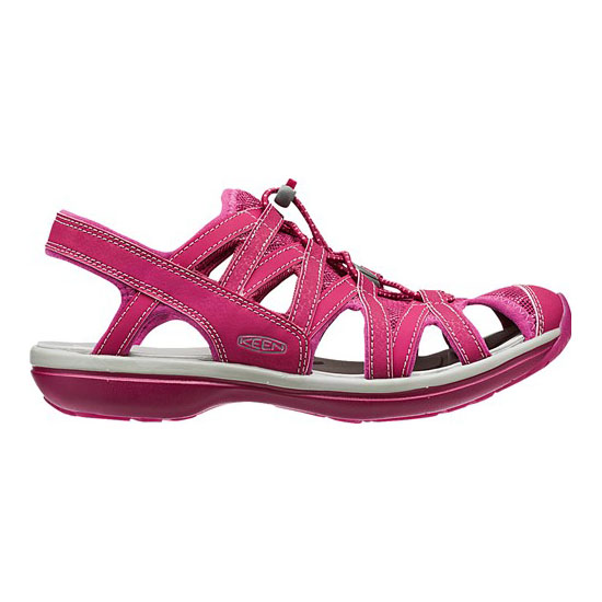 KEEN Women sangria/very berry SAGE SANDAL Outlet Store