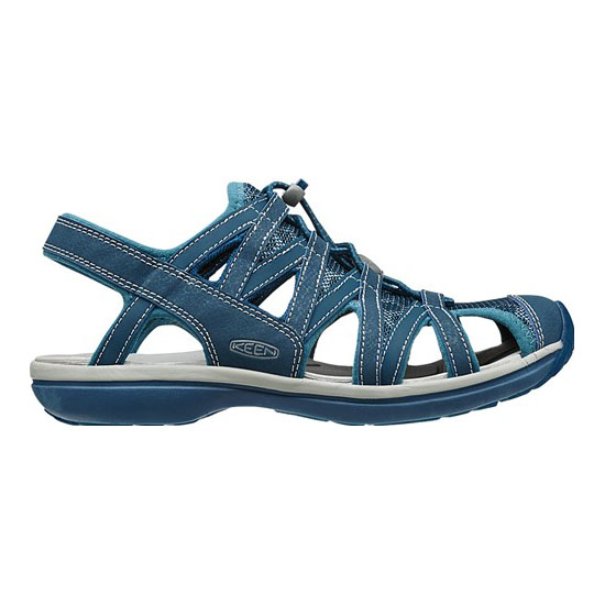 Cheap KEEN SAGE SANDAL Women poseidon/ink blue Online