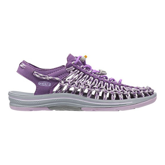 Cheap KEEN UNEEK ROUND CORD Women purple heart/lavender fog Online