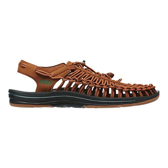 Women KEEN UNEEK ROUND CORD friar brown/fairway Outlet Online