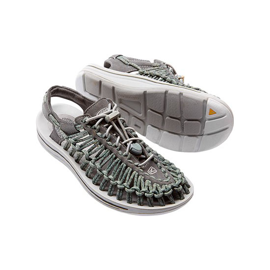 KEEN Women neutral gray/gargoyle UNEEK ROUND CORD Outlet Store
