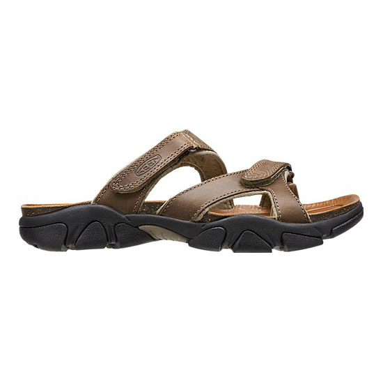 Women KEEN SARASOTA SLIDE timberwolf Outlet Online