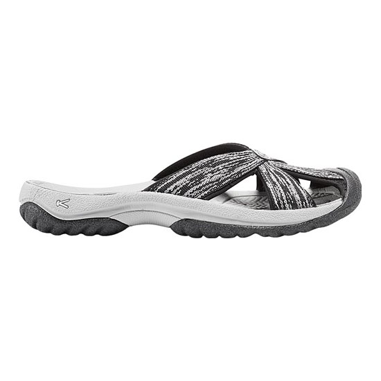 KEEN Women neatral gray/black BALI Outlet Store