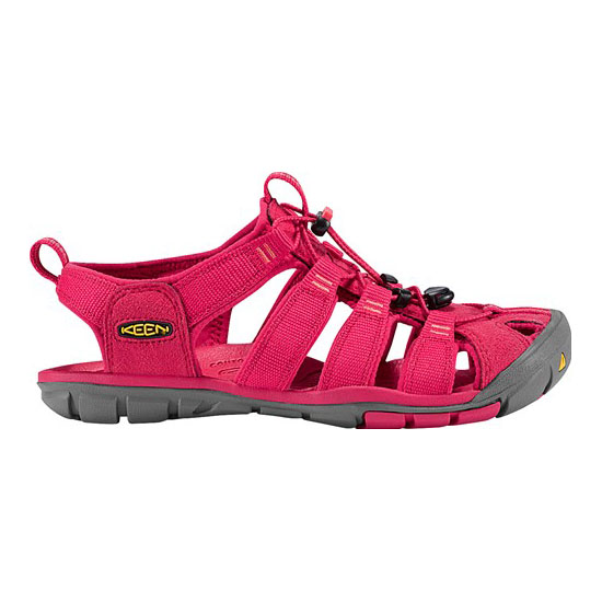 KEEN Women CLEARWATER CNX barberry/hot coral On Sale