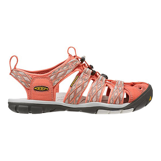 Women KEEN CLEARWATER CNX fusion coral/vapor Outlet Online