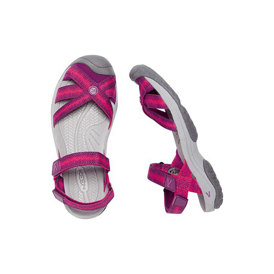 Cheap KEEN BALI STRAP Women purple wine/dark purple Online