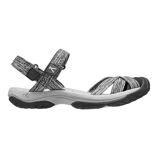 KEEN Women neutral gay/black BALI STRAP Outlet Store
