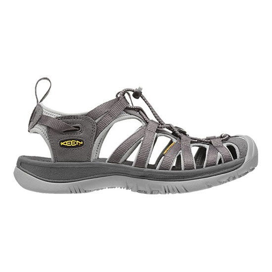 KEEN Women magnet/neatral gray WHISPER Outlet Store