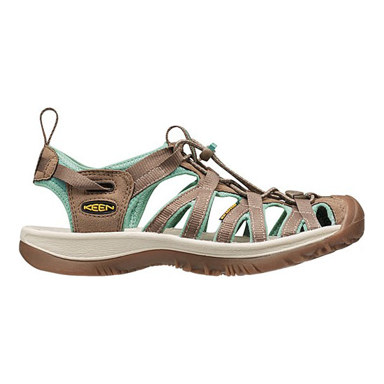 Women KEEN WHISPER shitake/malachite Outlet Online