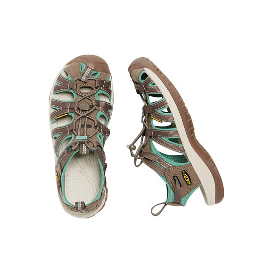 Cheap KEEN WHISPER Women shitake/malachite Online
