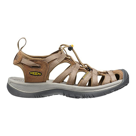 KEEN Women coffee liqueur/keen yellow WHISPER Outlet Store