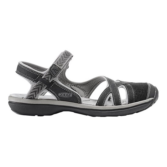 KEEN Women black/black SAGE ANKLE Outlet Store