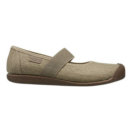 KEEN Women SIENNA MJ CANVAS brindle On Sale