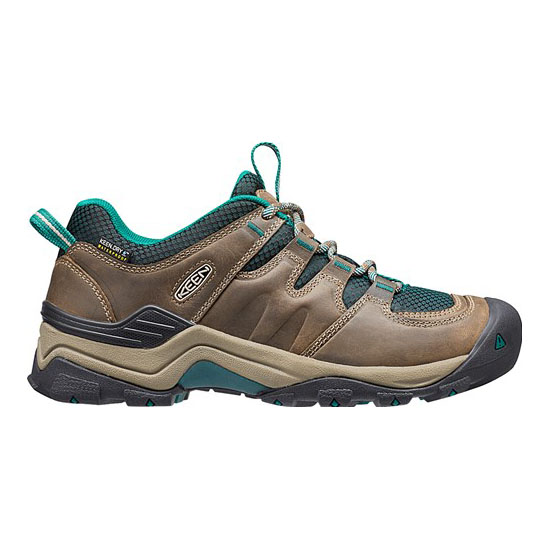 KEEN Women shitake/everglade GYPSUM II WATERPROOF Outlet Store