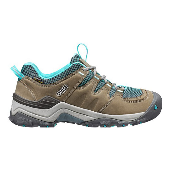KEEN Women GYPSUM II WATERPROOF neutral gray/radiance On Sale