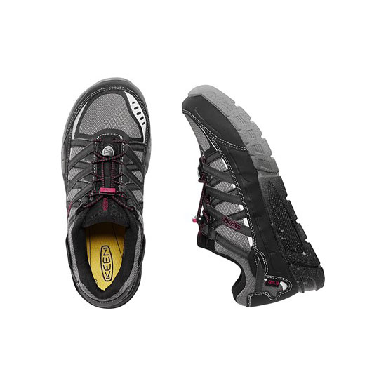 Women KEEN ASHEVILLE AT ESD black/gargoyle Outlet Online
