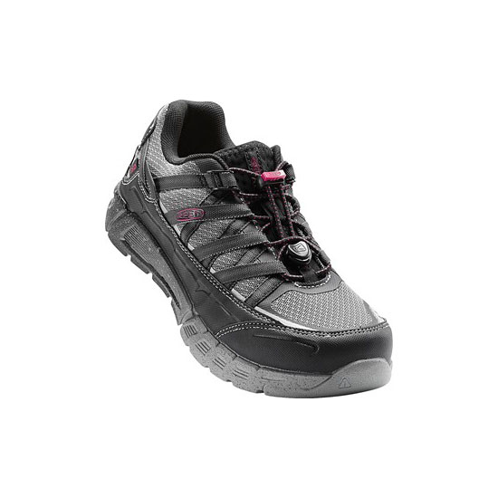 KEEN Women black/gargoyle ASHEVILLE AT ESD Outlet Store